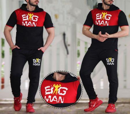 ست تیشرت و شلوار مدل BIG MAN